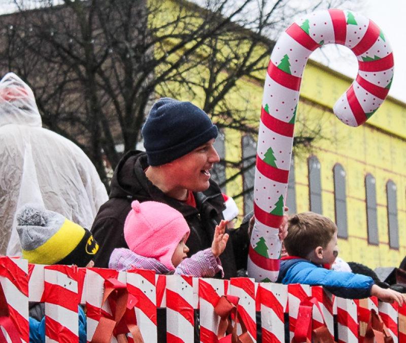 Christmas Parade and Santa Mail
