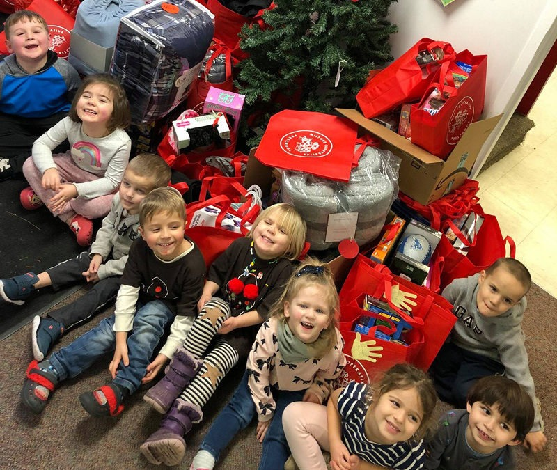 Christmas Giving Tree Fundraiser for Haven